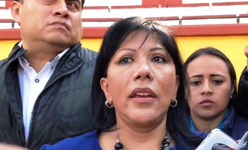 Alcaldesa capitalina refuerza acciones para detener a delincuentes