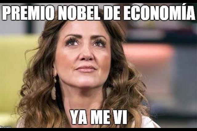 Se mofan y critican a Andrea Legarreta por minimizar alza del dólar