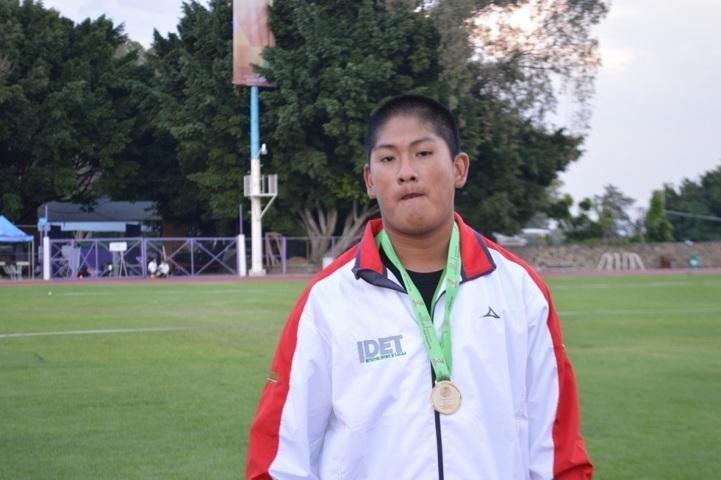 Gana Tlaxcala presea de plata y bronce en Paralimpiada