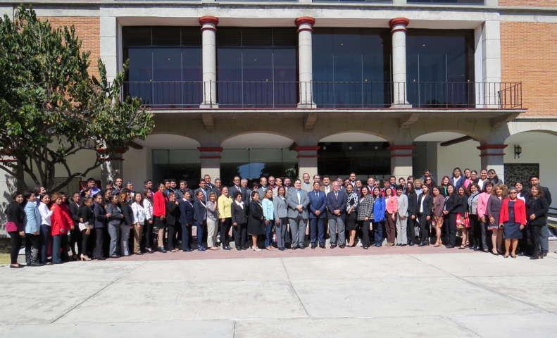Consolida UAT trabajo colaborativo de la Zona V Centro Sur de la ANFECA