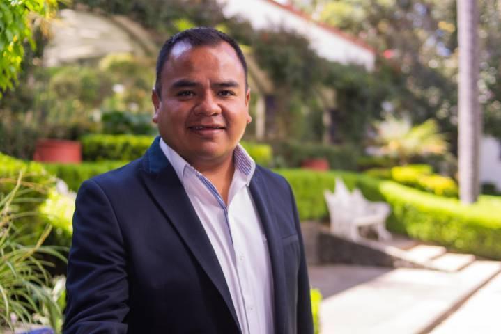 Ángelo Gutiérrez agradece el apoyo de la militancia
