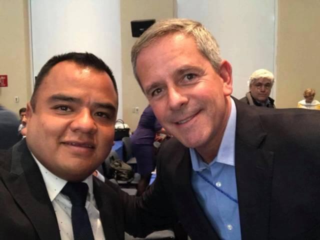 Se reúne Ángelo Gutiérrez con más de 300 consejeros en evento nacional del PAN