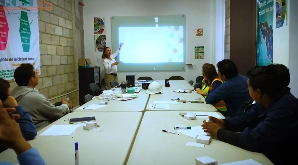 Granjas Carroll De Mexico comprometida con la salud y bienestar de sus trabajadores