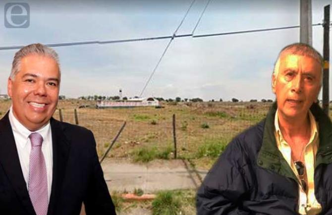 Involucran al notario Carlos Ixtlapale en pleito de empresarios poblanos