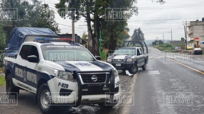 A punta depistola le roban a mujer su camioneta, en Panotla