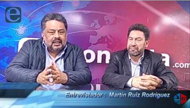 #Entrevista | El gobierno de Jorge Corichi está mal
