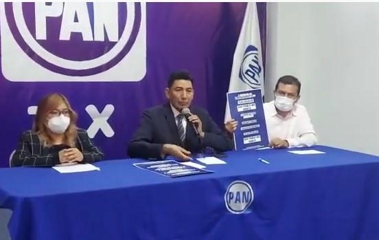 Urgente que se atienda el tema de la inseguridad en Tlaxcala: PAN