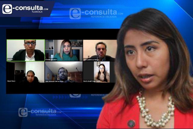 Sancionan a Maria Félix Pluma por actos anticipados de campaña