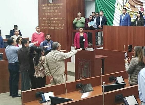 Designan diputados a ciudadanos del  Comité Estatal Anticorrupción
