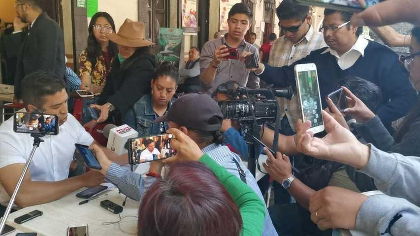 Reta presidente de comunidad a Ana Lilia Rivera a comprobar dichos