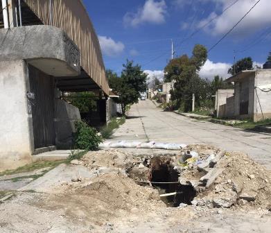 Acusan vecinos al presidente de comunidad de Belén de negligente