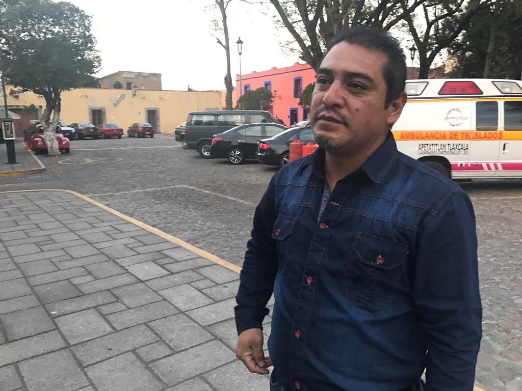 Implementará Eloy Reyes Gobierno Itinerante en comunidades de Apetatitlán