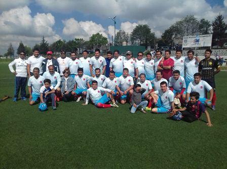 Gana Apizaco torneo de fútbol de municipios tlaxcaltecas