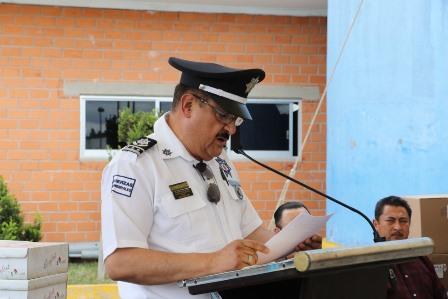 No se tolerará relajamiento en la seguridad en Apizaco: Villareal