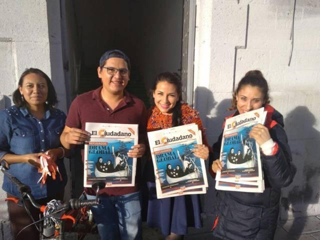 Mantiene MC contacto permanente con ciudadanos: Carmen Castellanos