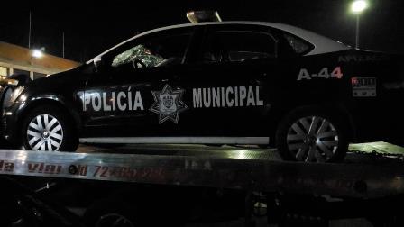 En enfrentamiento, asegura Policía de Apizaco a delincuente