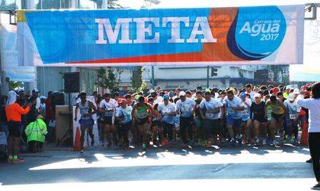 Un éxito primera carrera organizada por la CAPAMA en Apizaco