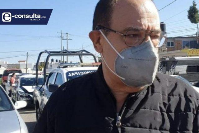 Director de seguridad de Apizaco renuncia ante el asesinato de un policía