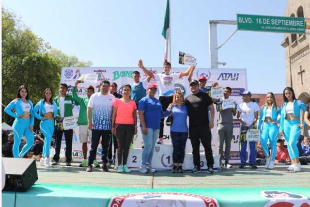 Apizaco, único municipio capaz de realizar un medio maratón con corredores nacionales e internacionales