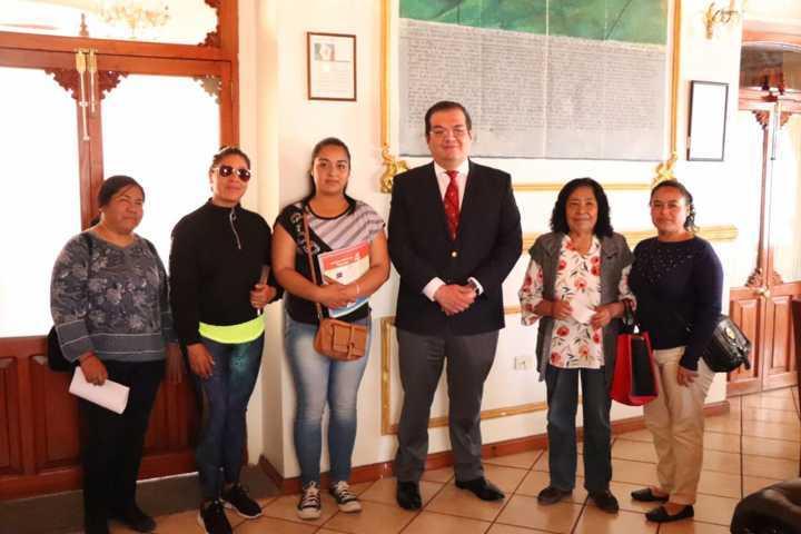 En Huamantla trabajamos en favor de los ciudadanos: Jorge Sánchez Jasso