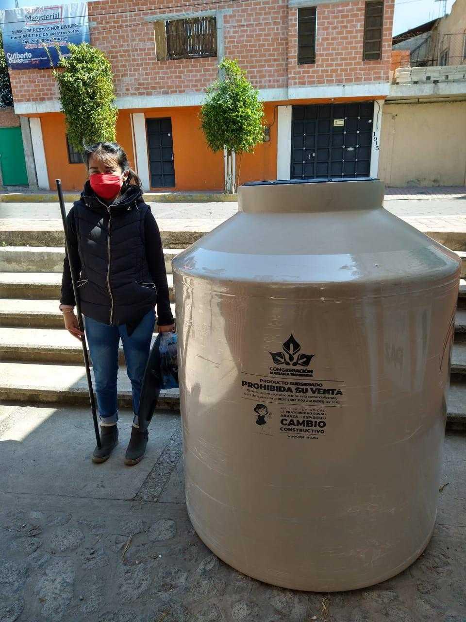 """Continúa programa """"Vivienda Sustentable"""" en la capital"""