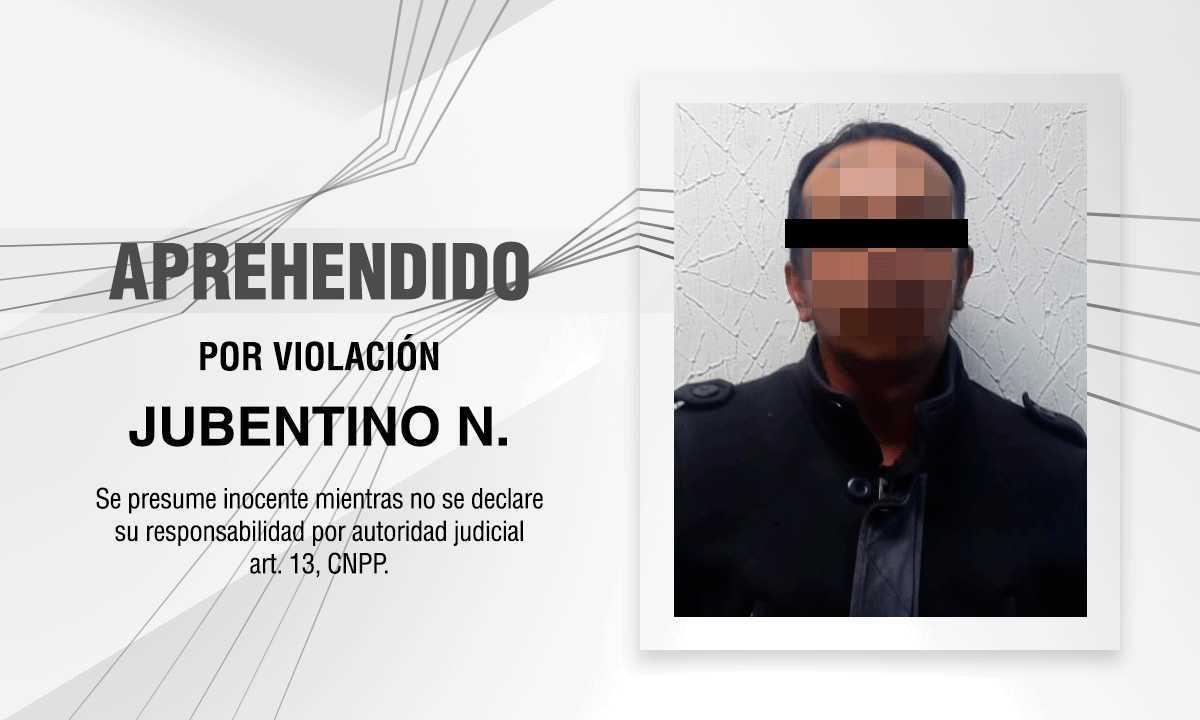 PGJE aprehende a imputado por violación ocurrida en 2015