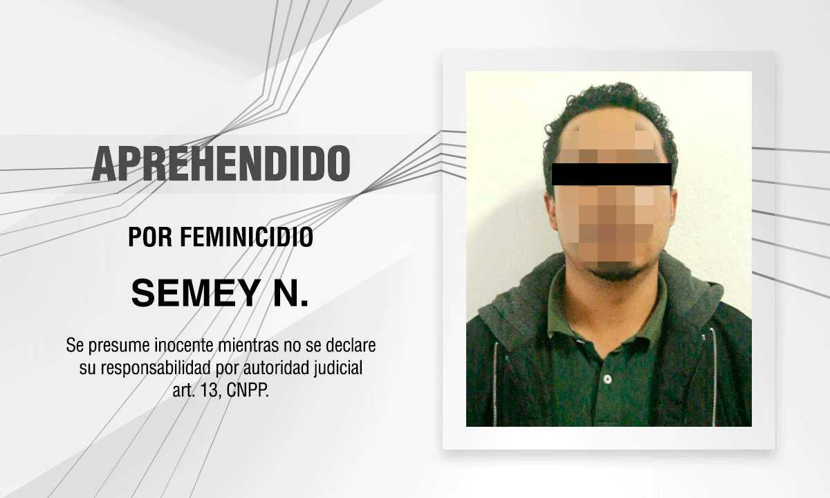 Esclarece PGJE feminicidio ocurrido en Zitlaltepec