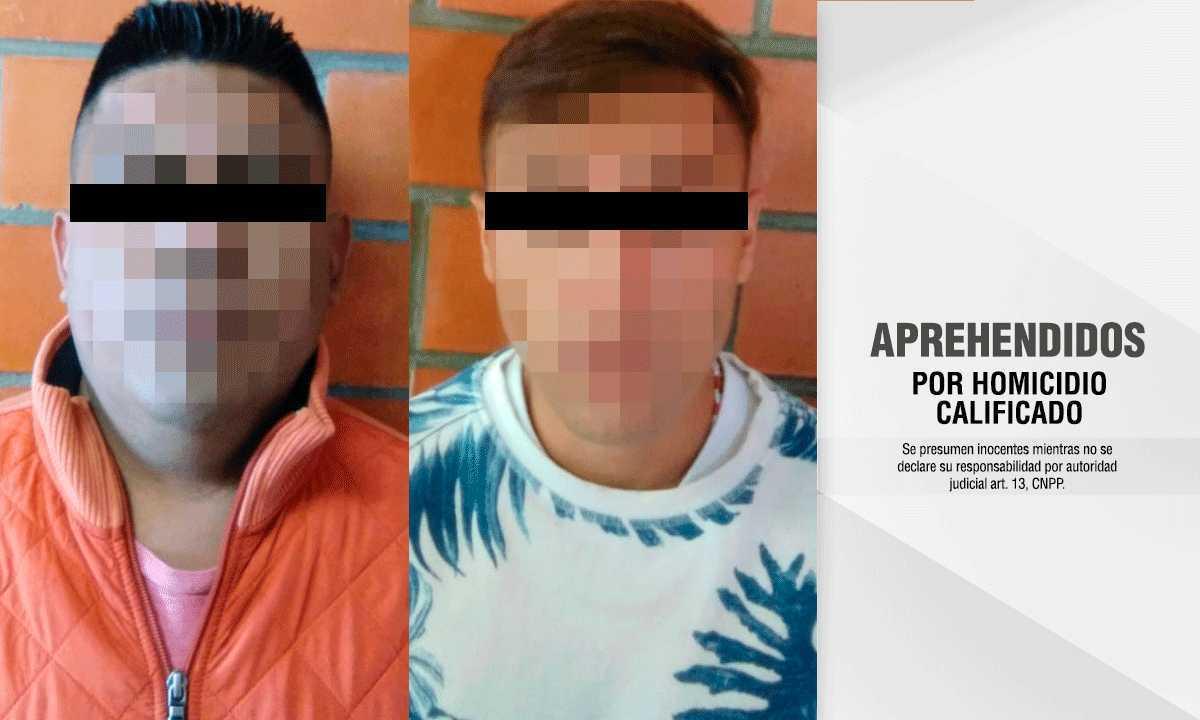 Capturan a dos personas por el homicidio de comerciantes en Acuitlapilco