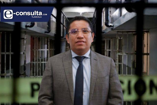 Viola la ley pero quiere ser magistrado respaldado por el PRIAN