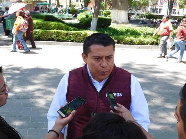 """En """"botín político"""" se ha convertido el sector salud, lamenta Rubén Terán"""