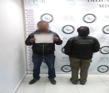Detienen a sujeto con arma de fuego sin tener licencia