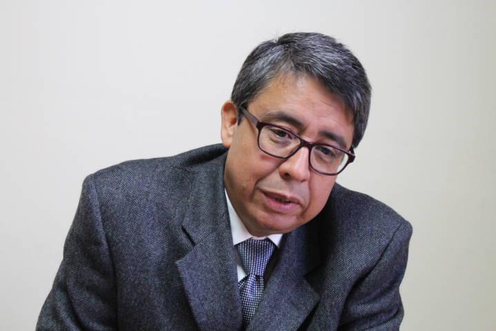 Diputados insisten en descalificar a ex magistrado Bernal