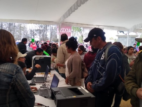 INE certifica asamblea estatal de Fuerza Social por México en Tlaxcala