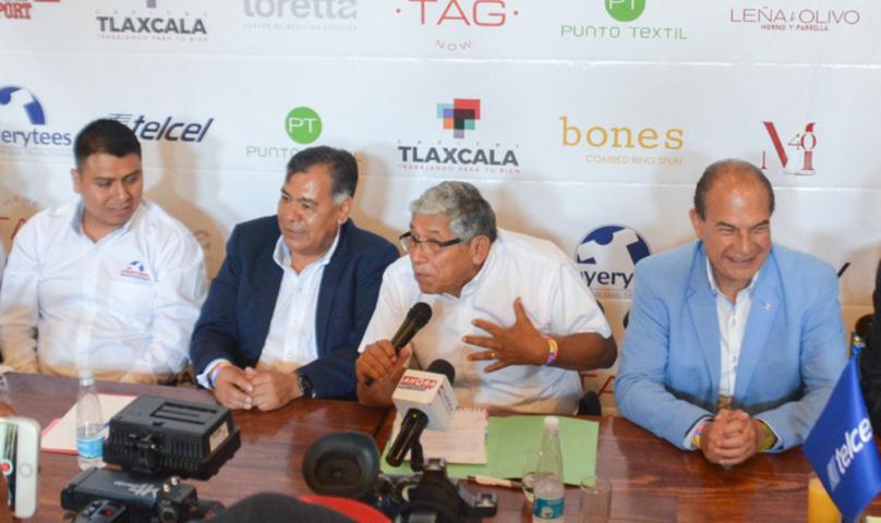En junio se realizará en Tlaxcala la carrera Playerytees Runtees 5km