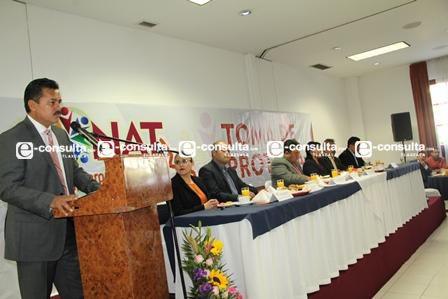 Villarreal Chairez presidirá Asociación de alcaldes de Tlaxcala