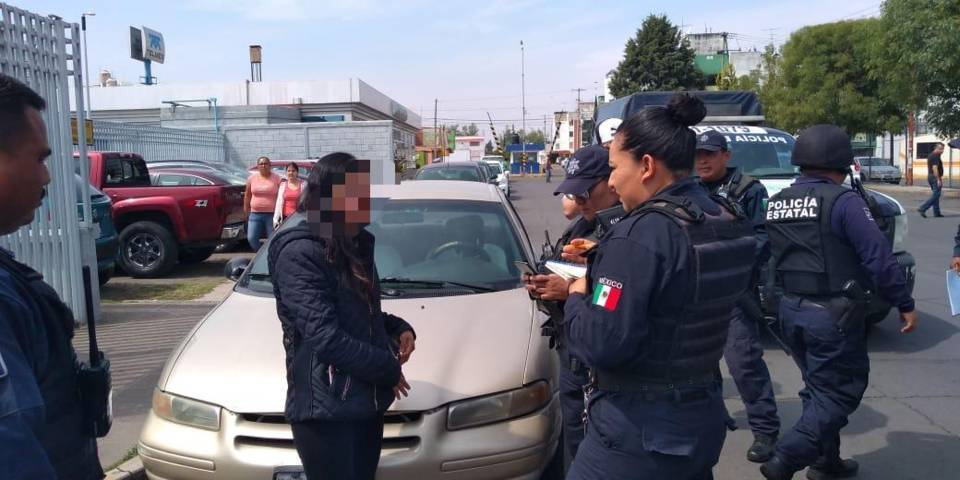 Apoya Policía de Apizaco a mujer que fue agredida en Yauhquemehcan