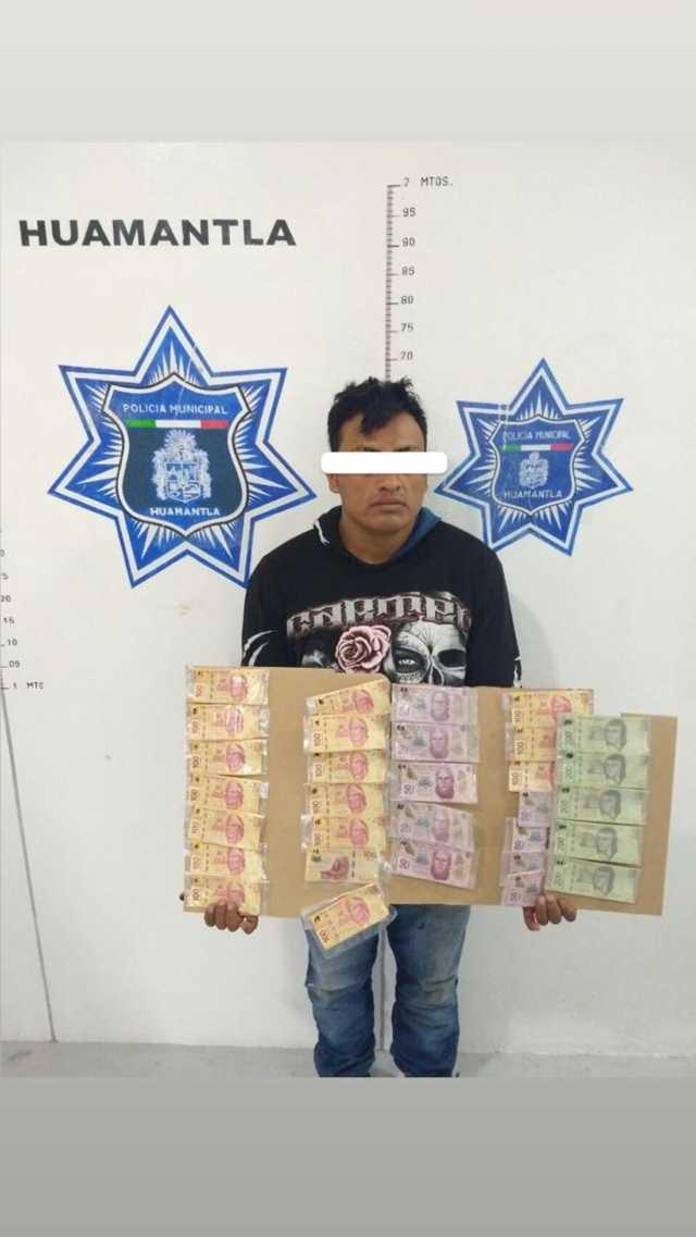 Policías en persecución y con los objetos robados detienen a presunto ladrón
