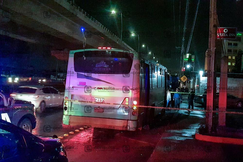 Usuario de ruta de pasajeros Puebla-Calpulalpan fue asesinado