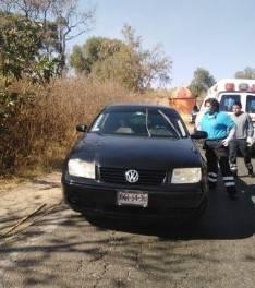 Cierra febrero con otro asesinato; rafaguean a masculino en Tetlatlahuca