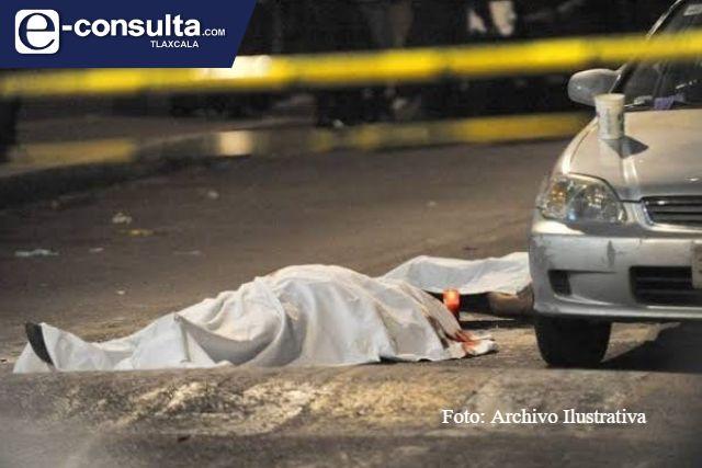 Se duplican los homicidios en Tlaxcala