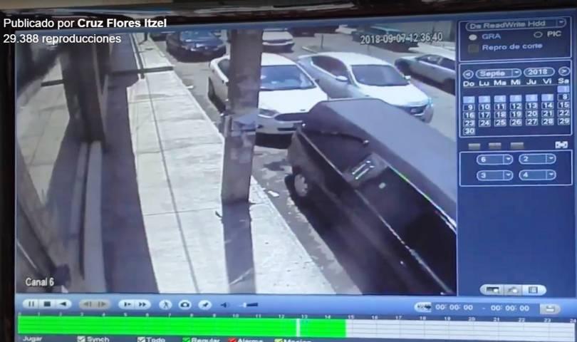 Banda de robo a cuenta habientes ataca de nuevo en Apizaco