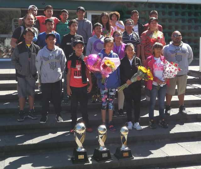 Tlaxcala obtuvo primeros lugares en Los Juegos Deportivos Nacionales ODEIMSS 2019
