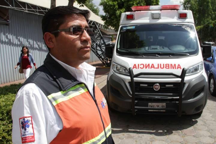 Atiende SESA a cinco lesionados de San José Teacalco