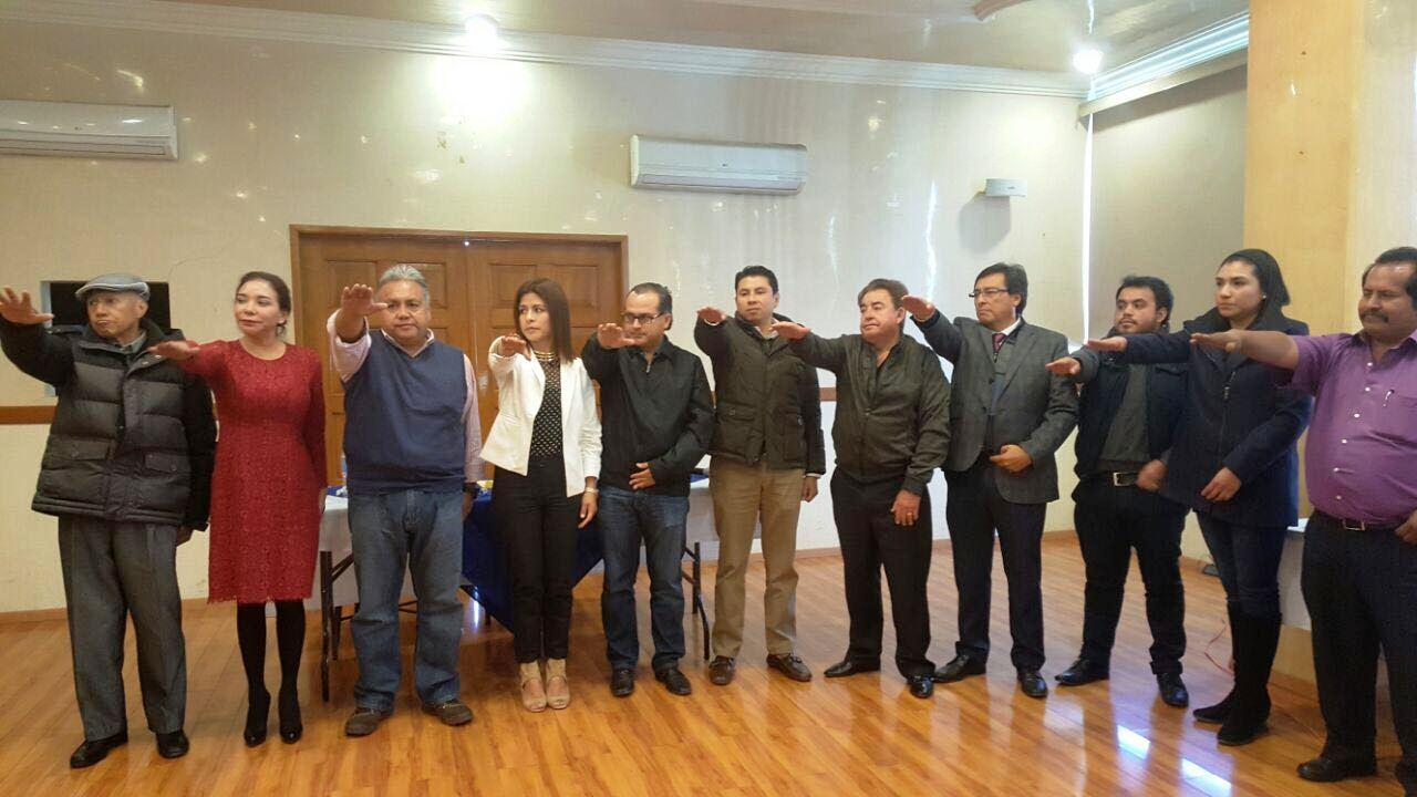 Renueva ATAH Comité de Administración, lo encabeza José Luis Tamayo