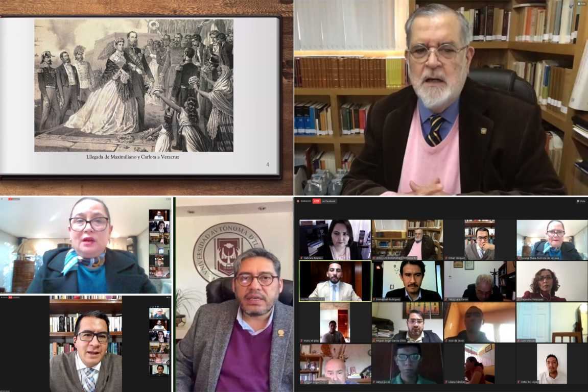 Reflexionan en la UATx acerca de la gran década nacional 1857-1867