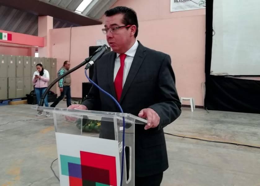 Realiza presidente de comunidad de Atlahapa Segundo Informe de actividades