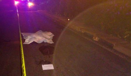 Muere un hombre atropellado en Chiautempan