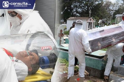Confirma SESA 4 defunciones más y 25 casos positivos en Tlaxcala de Covid-19