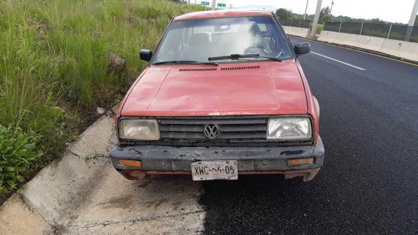 Policía en persecución recupera vehículo robado y detienen al responsable