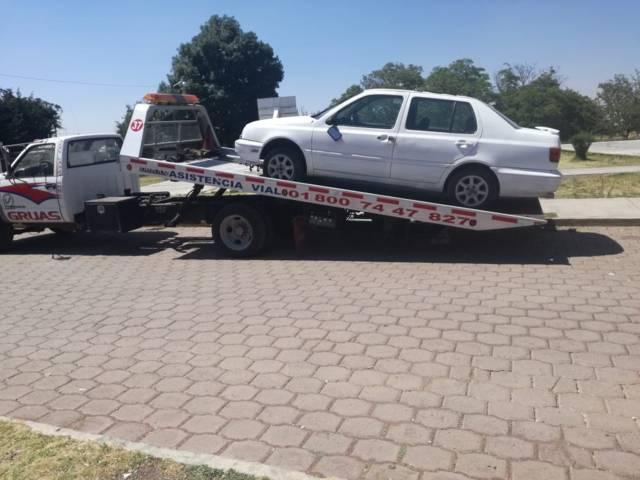 Segundo auto recuperado por policía de Tlaxco